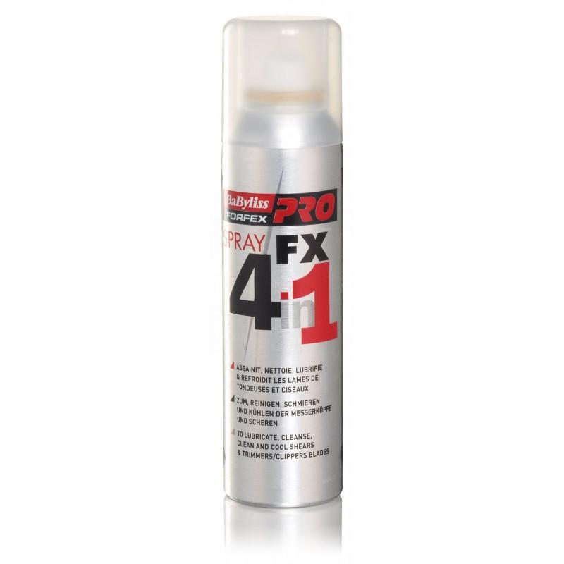 BaByliss PRO Desinfekční a mazací sprej pro nůžky a stříhací nože FX040290 1af5b7b9a30