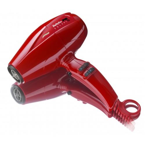 Babyliss Pro Dryers Voltare V2 Ferrari BABV2RE fén na vlasy (Dryer Volare V2 Ferrari BABV2RE) + doprava zdarma