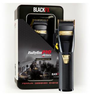 BaByliss PRO Profesionální zastřihovač vlasů Black FX8700BKE