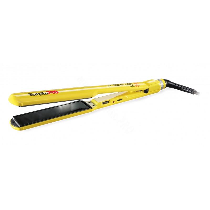 BaByliss PRO Žehlička na mokré vlasy Pro Dry   Straighten EP Technology  BAB2073EPYE ae6fe0b929d